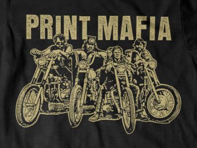 Print Mafia Promo T-Shirt