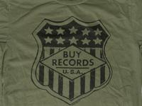 "Print Mafia ""Buy Records"" Shirt"