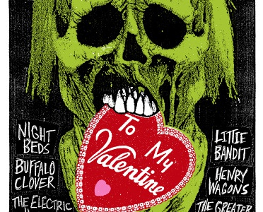 Apocalyptic Love Show Poster