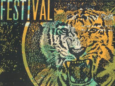 Festival No.1 Test Print