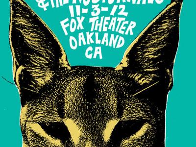 Grace Potter Oakland Poster