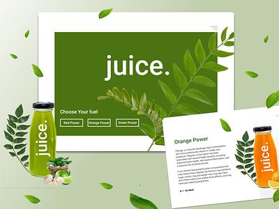 Juice ux logo ui