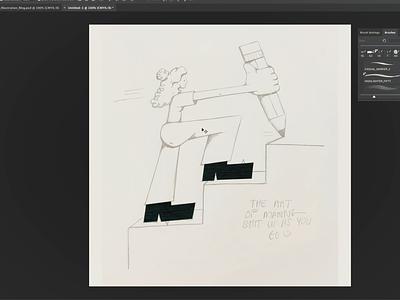 Pixel Bakery Design Studio: Girls Code Character Development illustration adobe illustrator nebraska lincoln design animated adobe animation 2danimation character animation characters characterdesign