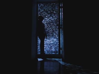 Kaneko Light Doorway