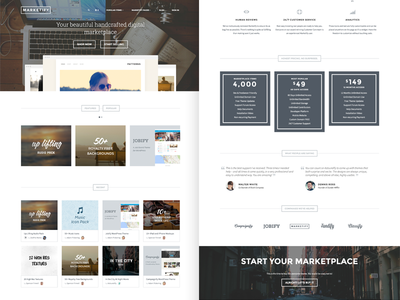 Marketify Digital Marketplace WordPress Theme