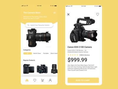 E-commerce Shop - DailyUI - Day12