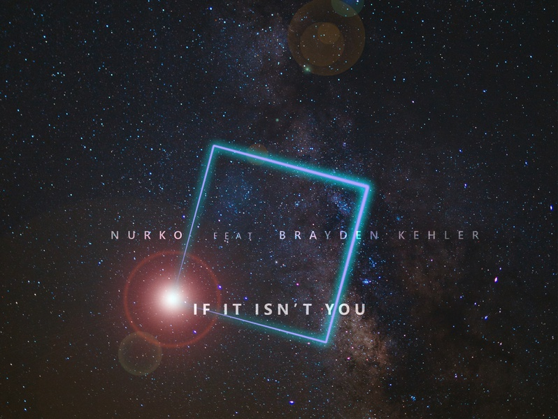 Cover art for If It Isn't You by Nurko edm moody music artwork music art music album album