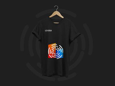 Leassa Tshirt Design branding illustration artwork logo tshirt