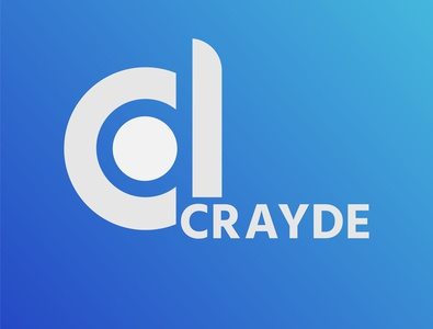 crayde Letter Mark Logo Design