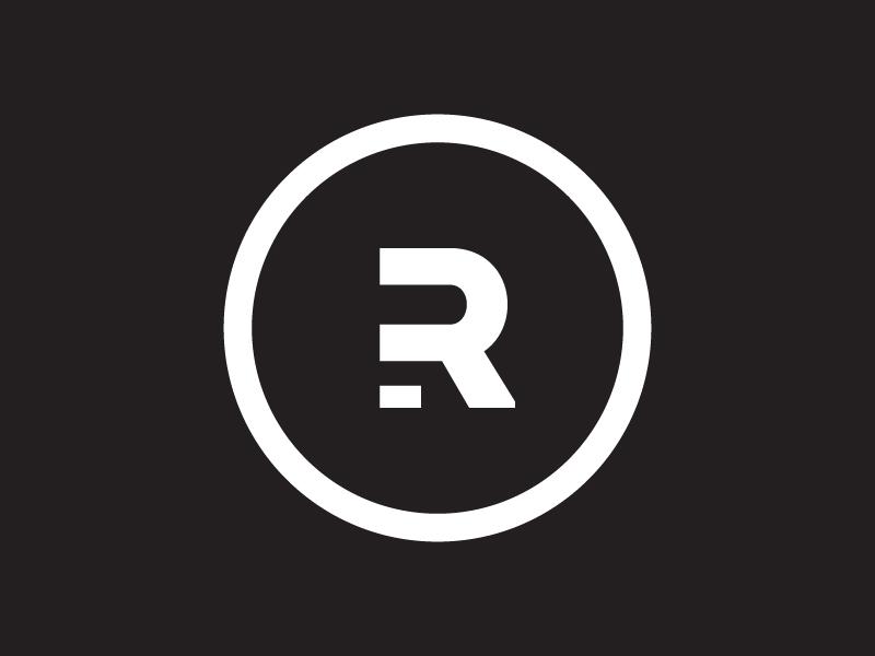 R Logo Proposal By Alejandro Cuffia Dribbble Dribbble