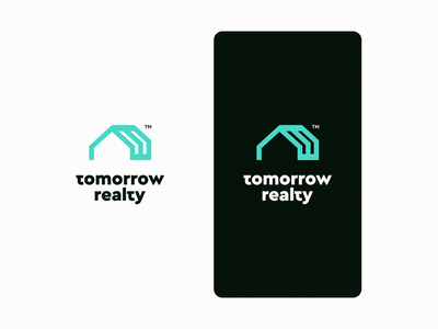 Real Estate Logo Proposal flat minimalistic estate real real estate proposal logo branding