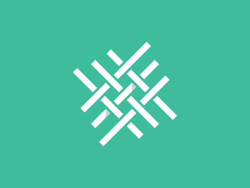 Textile Logo - WIP by Alejandro Cuffia | Dribbble | Dribbble