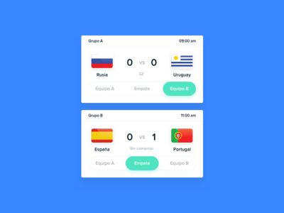 Bet App / Russia 2018 WC