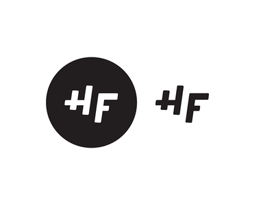 HF Logomark logomark mark logo