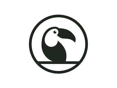 Toucan Logo icon bird logo toucan
