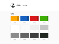 Toucan UI Style Guide