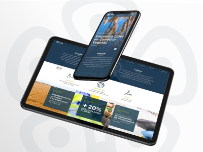 Website Redesign research icons design responsive web design soybean company website design website mobilefirst responsive design web branding design ui ux