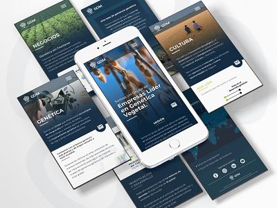 Mobile First Design mockup header design branding typography web mobile web design mobile first ux ui design