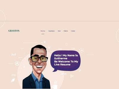 personal website