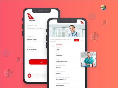 Medical Emergency on the fly medical app