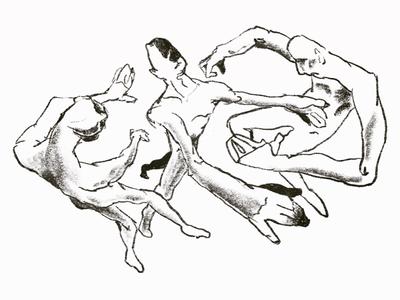 Floating animals