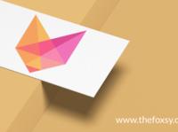 The Foxsy Branding website design logo design