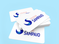 Colegio Sampaio - School Logo custom logo design
