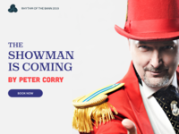 The Showman Is Coming Concept