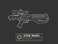 Famous Gun_STAR WARS