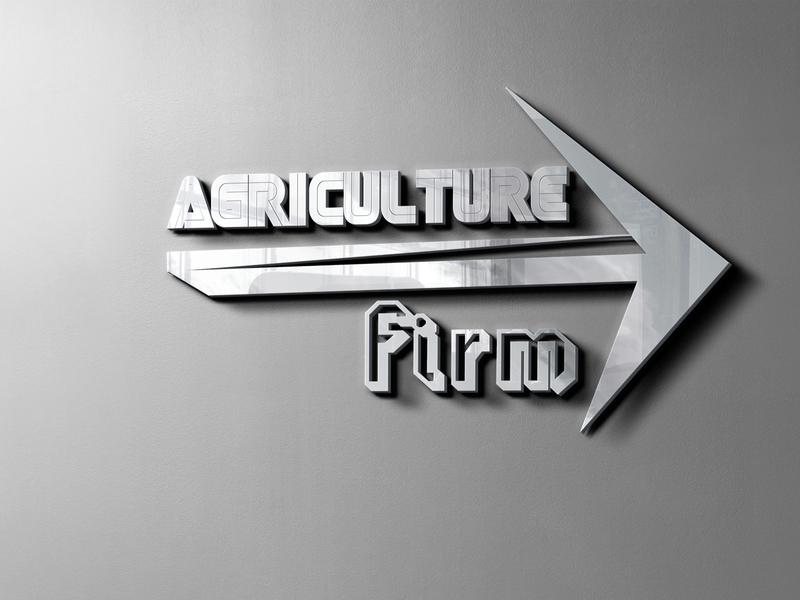 Agriculture Firm Logo design logo design branding design logo minimalist logo logo design company logo logos logodesign minimal logo illustration branding