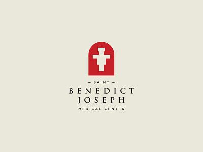 Logo and website for St. Benedict Joseph Medical Center comayagua honduras cfr franciscan catholic medical brand logo
