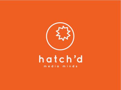 Hatch'd Logo