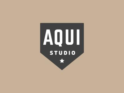 Aqui Studio logo