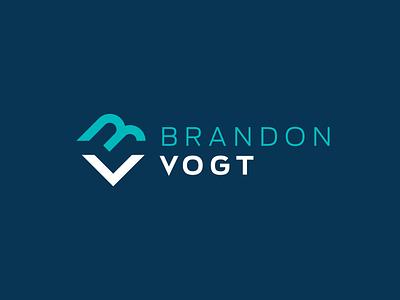 Logo: Brandon Vogt catholic v b branding monogramlogo monogram bvb brandon vogt personal logo