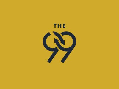 Branding for The 99