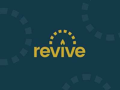 Branding Revive branding logo