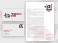 Branding concept for client
