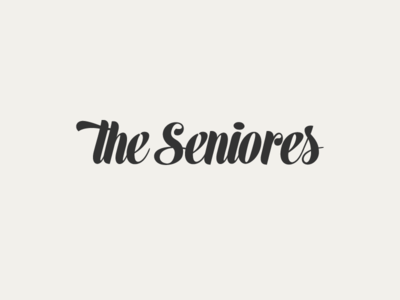 The Seniores Logo
