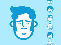 Jimi's Avatar Icons Set