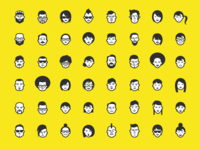 Jimi's Avatar Icons Collection