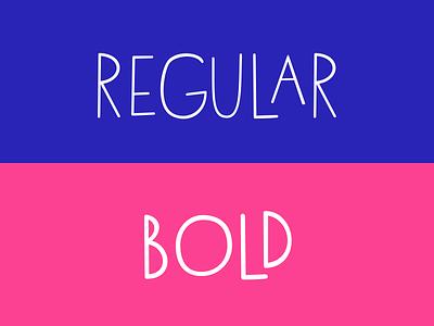 Cubicoola Writes Bold bold typeface font cubicoola