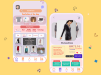 E-Commerce Mobile App Design