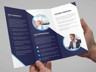 Brochure – Business Solution Tri-Fold