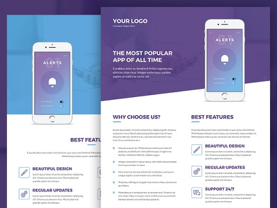 Mobile Apps – Brochures and Flyers Print Templates technology app offer app showcase iphone services print template photoshop template mobile apps mobile flyer brochures brochure