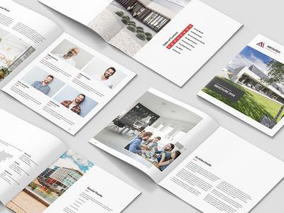 Architeo – Architecture and Interior Brochure Square