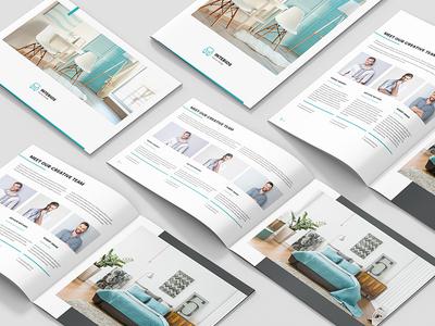 Interios – Interior Design Brochures Bundle 3 in 1