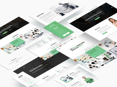 OZON – Business and Creative Agency HTML/PSD Template