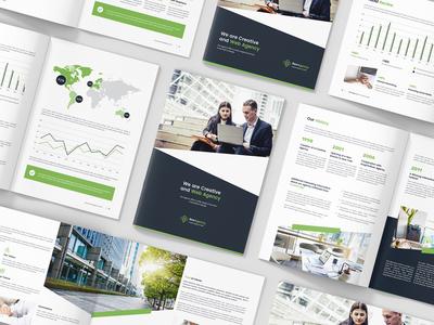 Web Agency – Company Profile Bundle 3 in 1