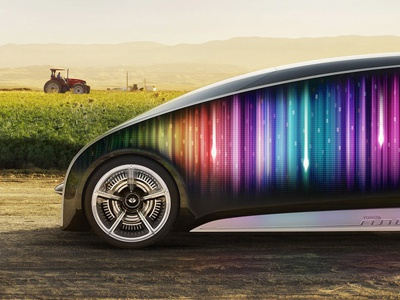 Toyota Prius Fun VII Concept automotive toyota photoshop illustration digital color prius
