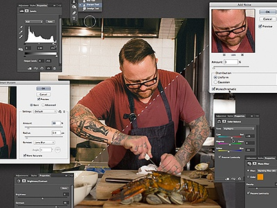 Retouching Guidelines retouching photoshop brand guidelines tutorial